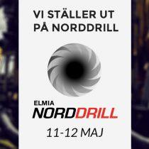 Vi ställer ut på NordDrill 2017