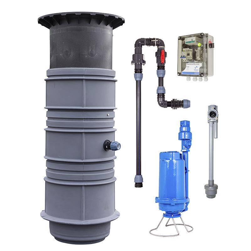 PUMPTEK PT7 Pro OGT Pumpstationer
