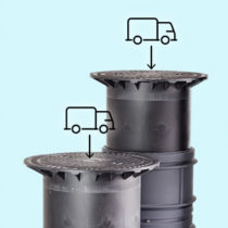 Pumptek PT7 – Betäckning för körbara ytor