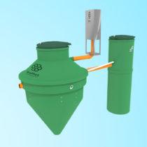 Vi lanserar BioPlus reningsverk!