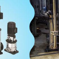 Pumpar för tryckstegring, cirkulation och distribution